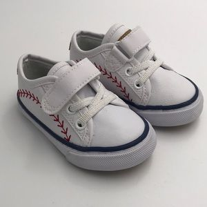 Gymboree Baseball Sneakers (toddler size 5)
